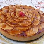 Tarta de Manzana de la Abuela