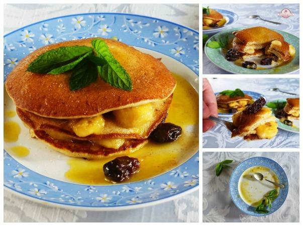 Pastel-de-Tortitas-de-Plátano-Collage-3