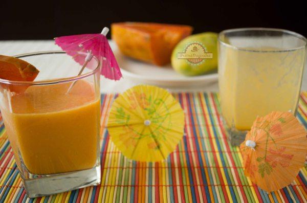 Batido-de-Papaya-y-Mango-8