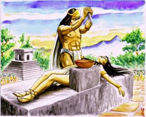 Pan de Muerto - Sacrificio