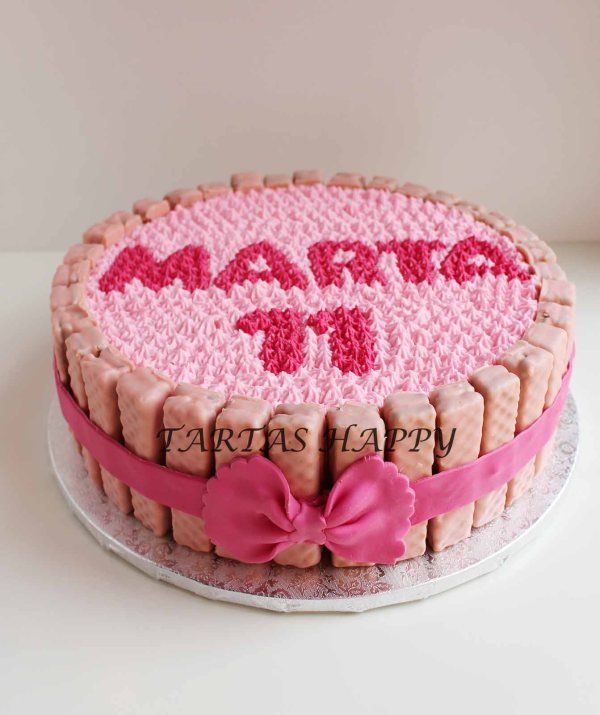 Postres-con-Huesitos-Tarta-de-Huesitos-Rosa