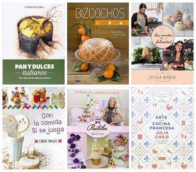 Regalos para Cocinillas - Libros