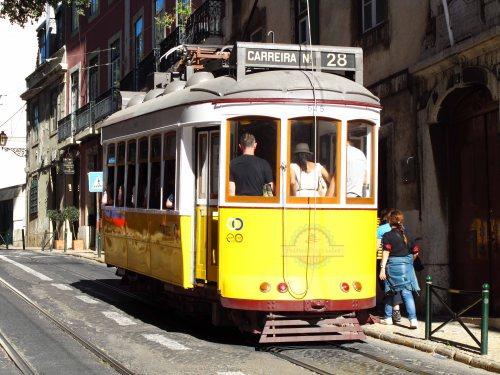 Lisboa - Tranvía01