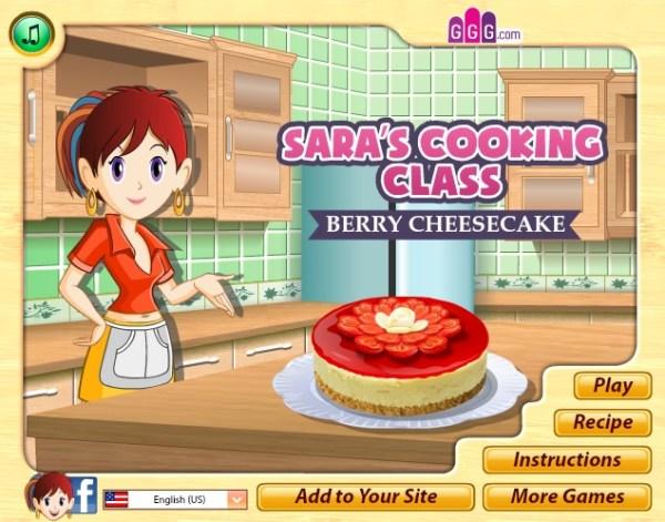 Cocina Con Sara | Juegos De Cocina Postres Originales