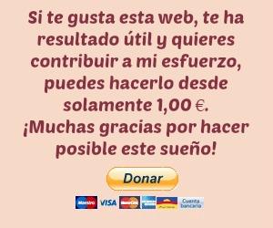 Botón Donar PayPal
