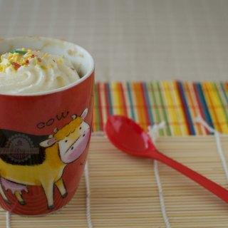 Mug Cake de Plátano – Sin Huevo