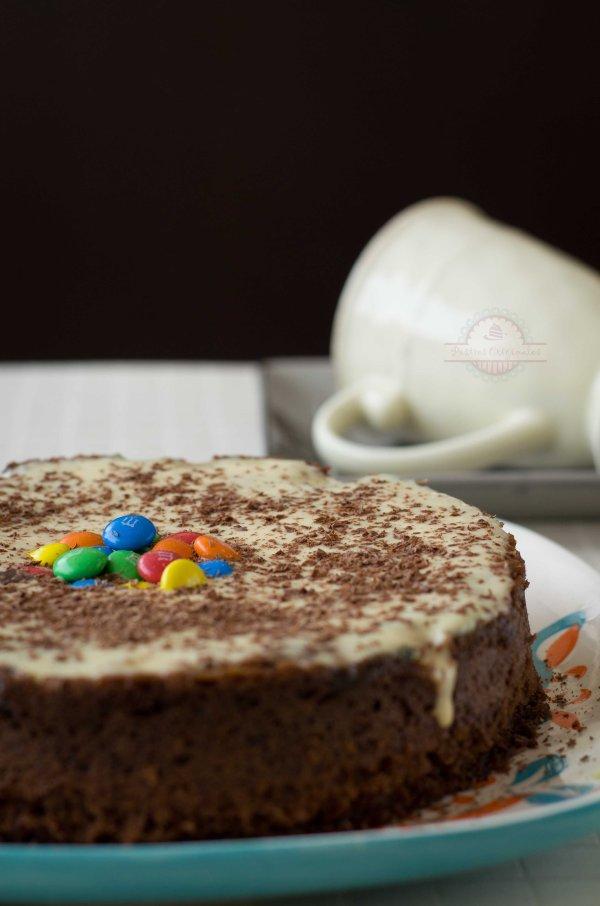 Pastel de Chocolate en Microondas 01