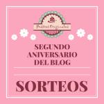 Sorteos Segundo Aniversario del Blog