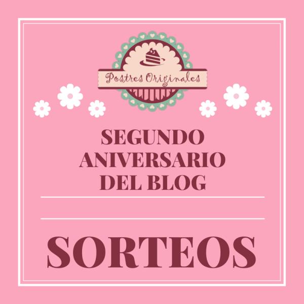 Segundo Aniversario del Blog