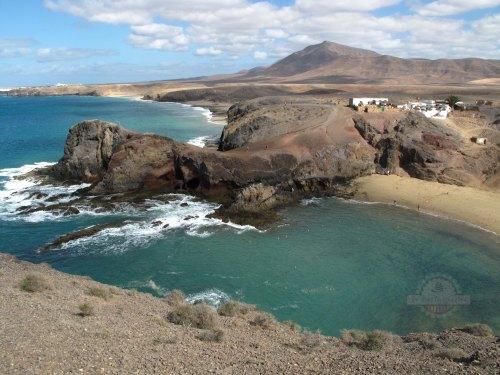 Lanzarote - Paisaje 2