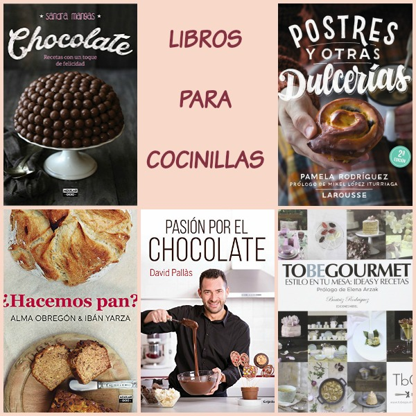 Libros para Cocinillas Collage