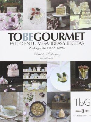 Libros para cocinillas - To be gourmet