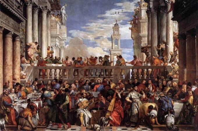 Las bodas de Caná – El Veronés