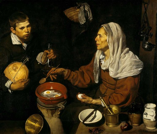Vieja-friendo-huevos-de-Velázquez