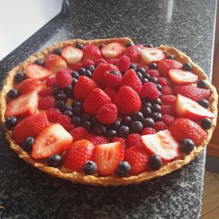 Tarta de Frutas – ¿Quién ha hecho la receta?