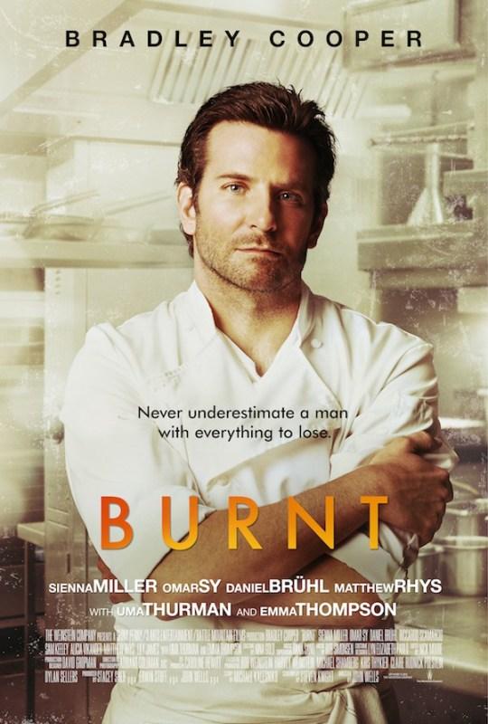Una buena receta - Bradley Cooper