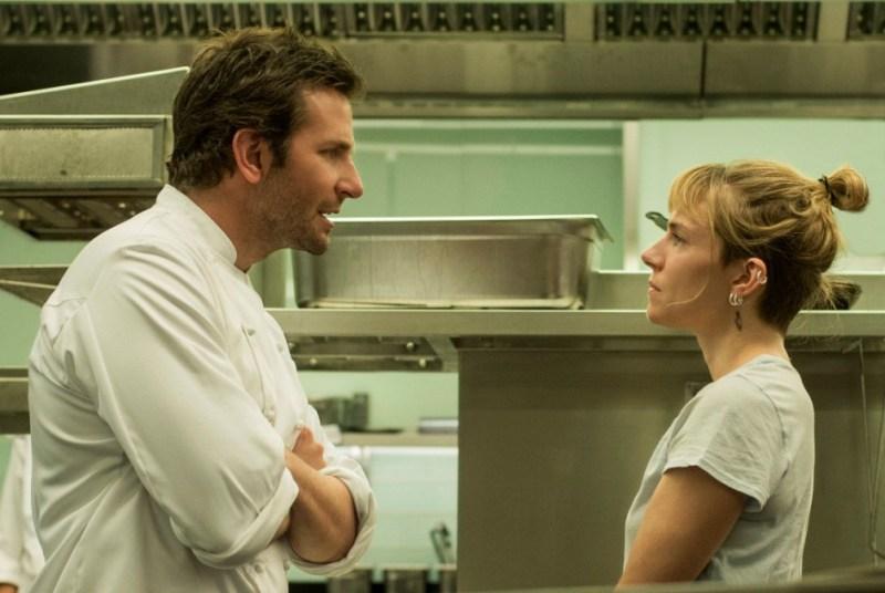 Una buena receta - Burnt - Bradley Cooper