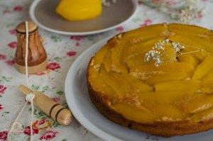 Pastel de Papaya Chilena o Tarta Invertida