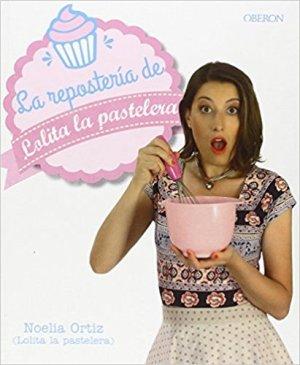 Libros de Postres - Lolita la Pastelera
