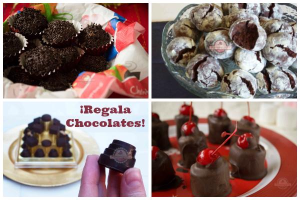 Para una ocasión especial... ¡regala chocolates!