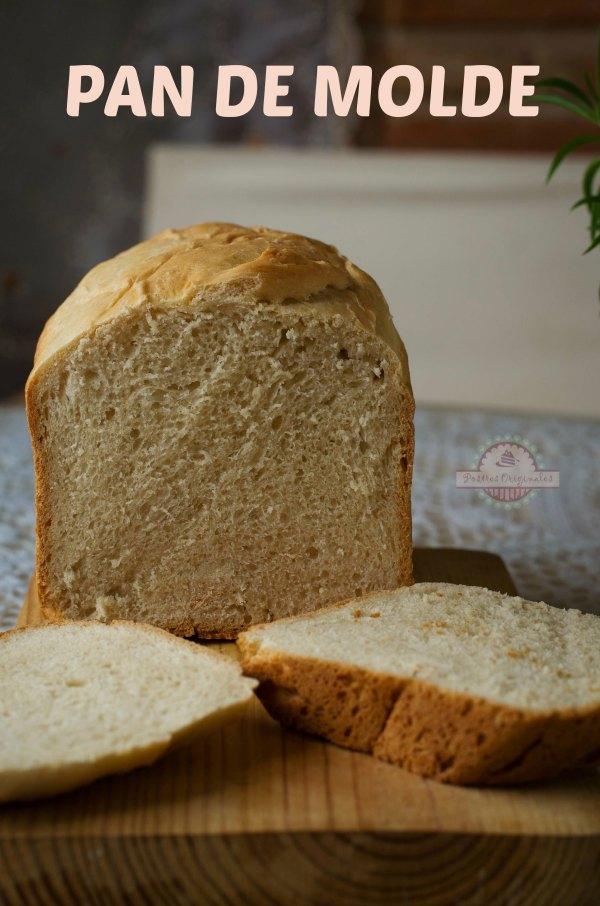 Pan de Molde Casero