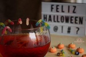 Ponche para Halloween - Ideas rápidas