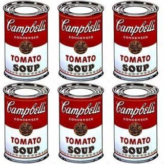 Sopa Campbell – Andy Warhol