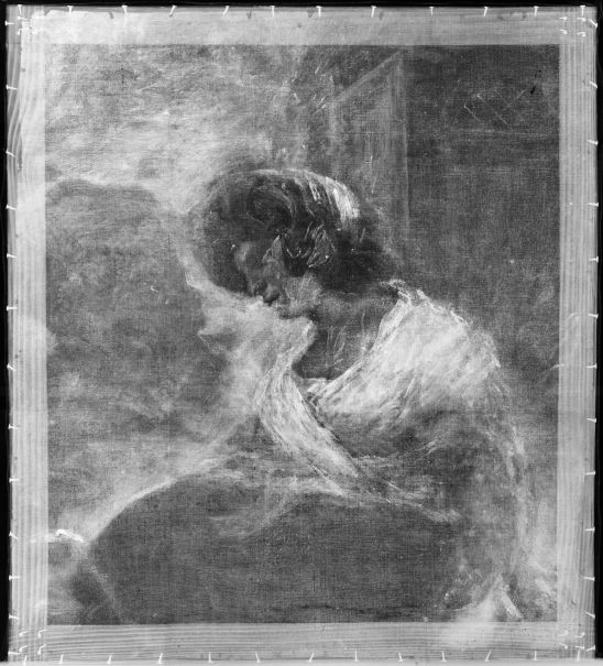 La lechera de Burdeos de Francisco de Goya