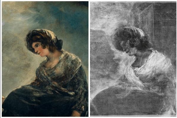 La Lechera de Burdeos – Goya