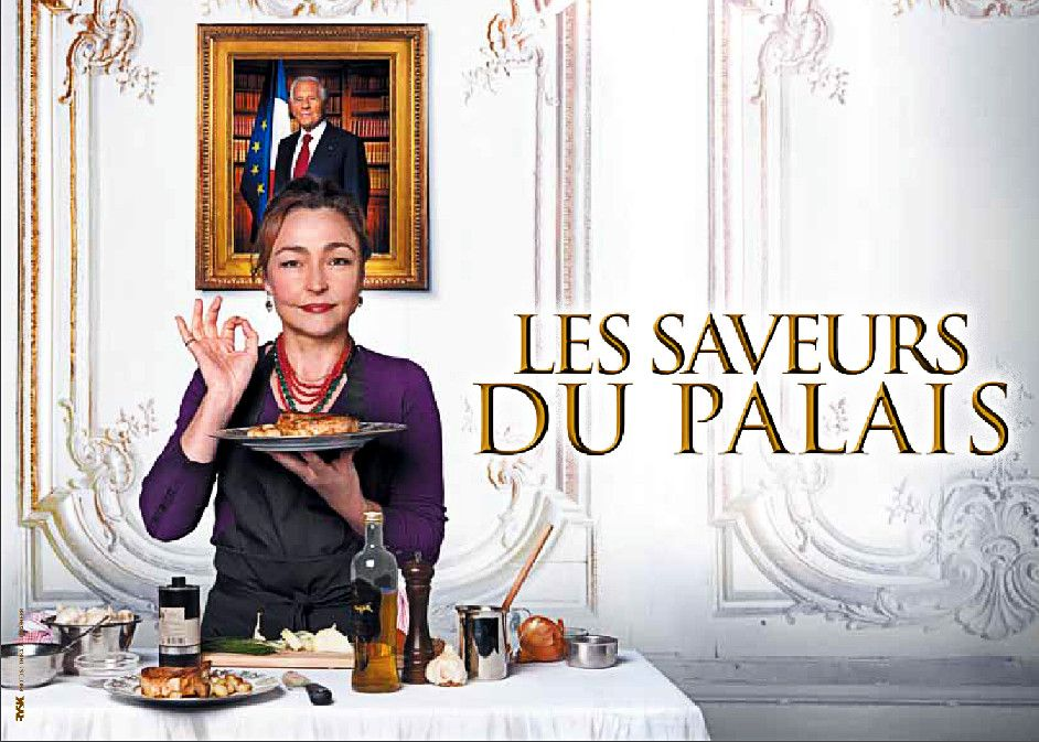 Los sabores de palacio