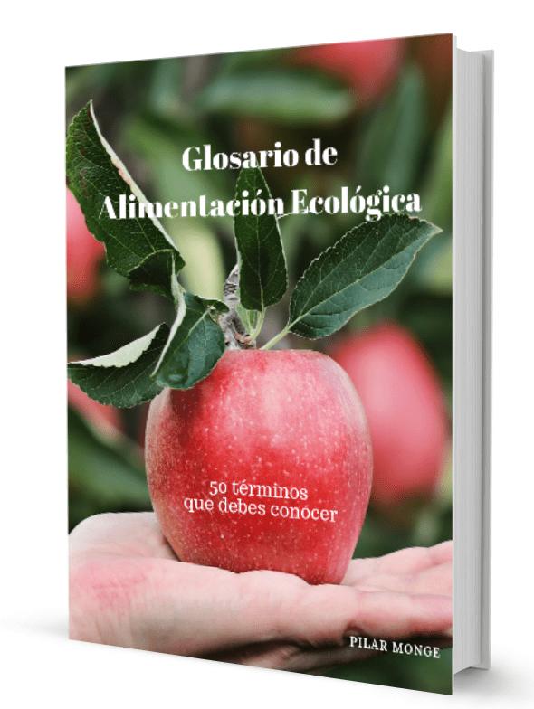 Glosario de Alimentación Ecológica + REGALO Image
