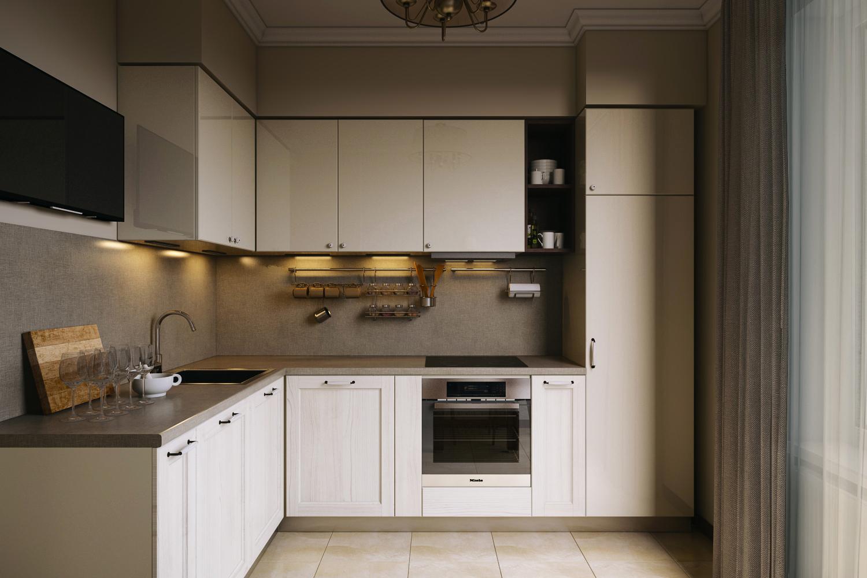 современный дизайн кухни фото 2019 современные идеи 1