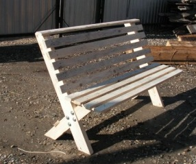 How To Protect The Legs Of A Wooden Garden Bench Diy Bench