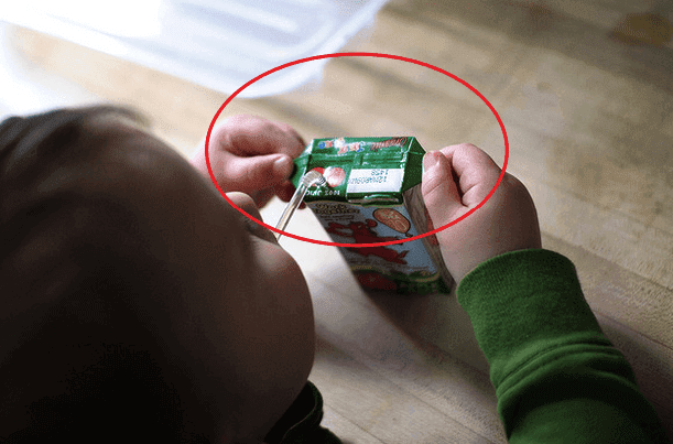 Juice Boxes Flaps Use