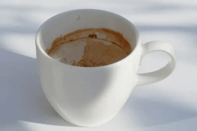 Clean Up Coffee Stains
