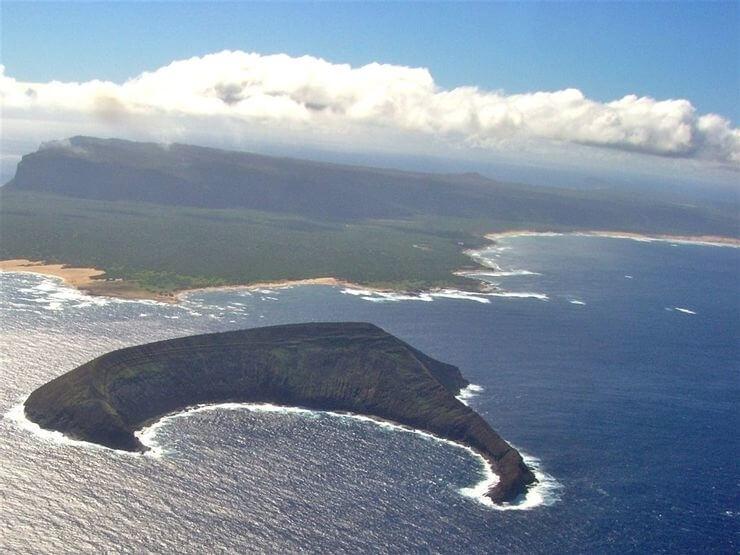 Ilha Niihau, Havaí, EUA