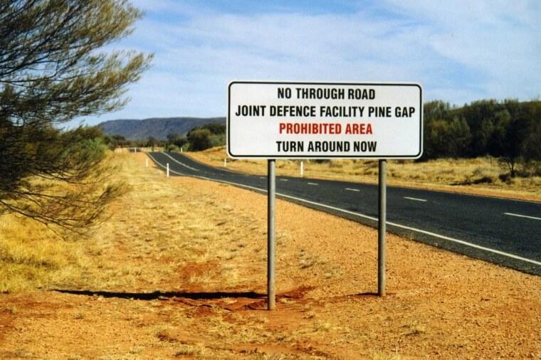 Pine Gap, Austrália
