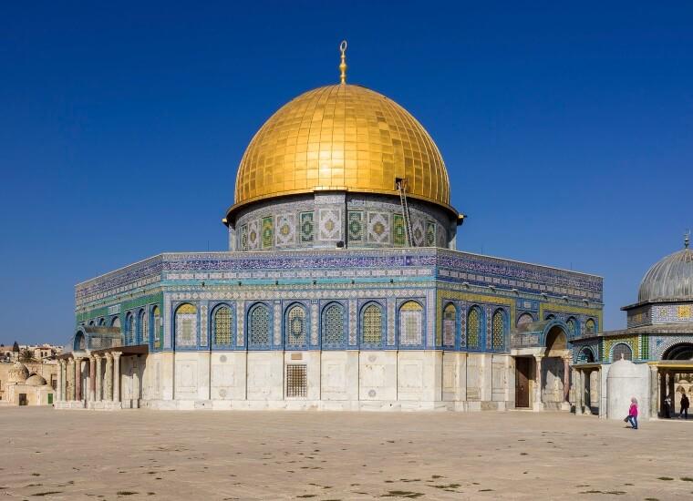 Domo da Rocha, Jerusalem