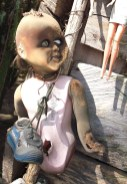 Island of the Dolls, Xochimilco, Mexico City, Isla de las Muñecas