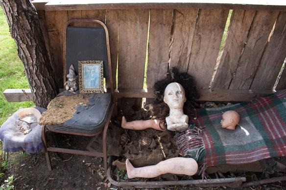 Island of the Dolls, Xochimilco, Mexico City, Isla de las Muñecas