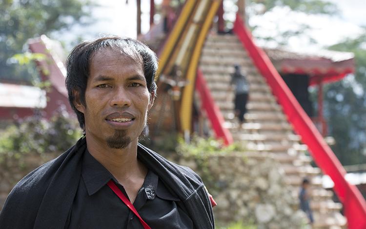 Daud Rapa: Tana Toraja's best tour and cultural guide