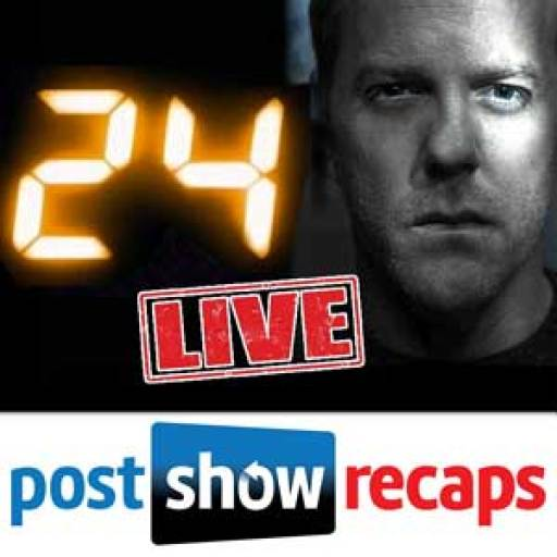 24 LIVE: Post Show Recaps of 24 Live Another Day