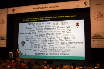 Welcome to WCEU