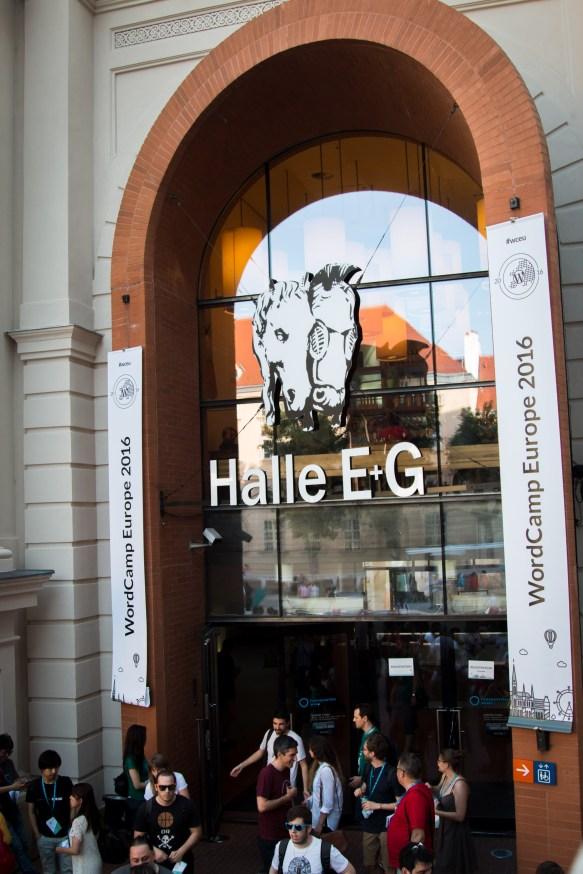 Hall E+G