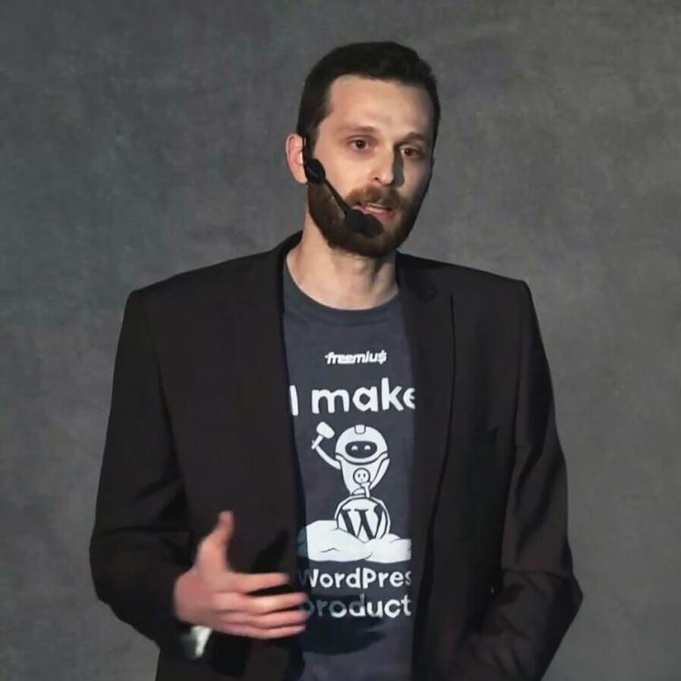 Vova Feldman is the Co-Founder of Fremius