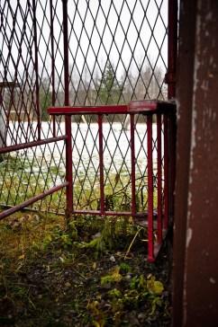 ...många är de som gått genom dessa grindar...