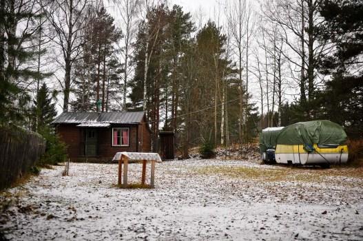 ...parker i Dalarna lockar tusentals besökare varje helg på sommaren...