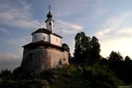 Mali Grad's chapel / Kaplica na Małym Zamku (Mali Grad)