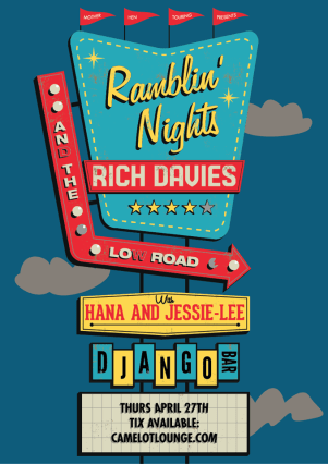 ramblin nights rich davies