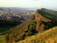Arthurs Seat - things to do in Edinburgh Scotland